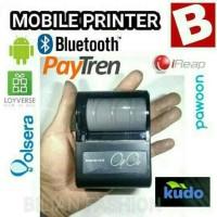 Promo!! Printer Bluetooth Ppob Kasir Paytren Pawoon Olsera Ireap