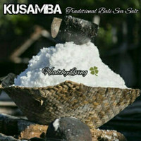 Jual PROMO Kusamba Bali Sea Salt Healthy Natural Rich Of Minerals Murah