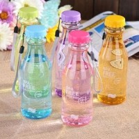 Jual BIG SALE!!! BOTOL MINUM UNIK BPA FREE ANTI TUMPAH Murah