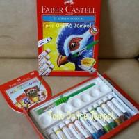 Jual ATK0234FC Cat Acrylic 12 warna 572312 Faber Castel akrilik impasto art Murah