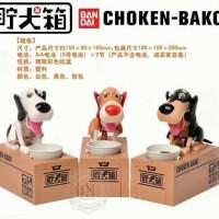 Jual READY STOK Robotic Dog Money Bank~Choken Bako Celengan Robot Anjing Murah