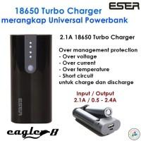 Jual Promo!! Eser Multi Fungsi Charger Batery 18650 Inr Imr Icr & Universal Murah