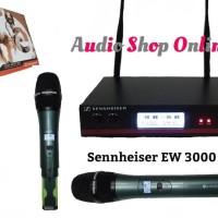 Jual Cuci Gudang!! Mic Wireless Sennheiser Ew 3000 G3 Murah