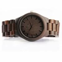 Wooden Watch Redear Original Import (Matoa/Jam Kayu)