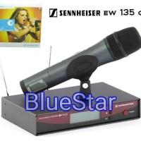 Jual Promo!! Mic Wireless Sennheiser Ew 135 G2 Single Murah