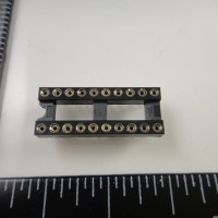 Harga murah 20 pin 2 54mm dip sip round ic sockets   Pembandingharga.com