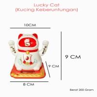 Jual SALE! Lucky Cat | Maneki-Neko | Kucing Keberuntungan Murah