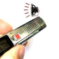 BEST SELLER - Mini Layar LCD Perekam Lama + Rekam Mode Kualitas