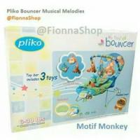 Jual Bouncer Pliko Musical Murah