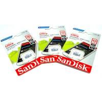 Micro SD SanDisk 64 GB Class10 (80 MB/s) ULTRA | New 64GB microSD Card