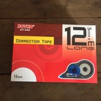 Correction Tape / Tipex Kertas Joyko CT-522