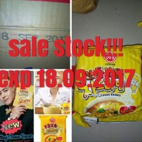 Jual BEST SELLER Samyang Cheese Ramyun Ramen Korea Keju MURAH MERIAH Murah