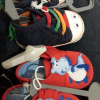 LC Waikiki Pre Walker Shoes 2pcs Request by mom dina indah