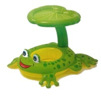 Jual Pelampung Renang Anak - Intex Froggy Friend Shaded Baby Float 56584 Murah