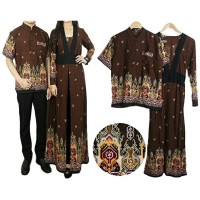 Vrichel Collection - Couple Batik Cindy (Coklat)