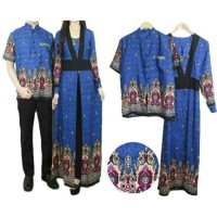 Vrichel Collection - Couple Batik Cindy (biru)