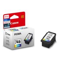 Cartridge Canon 746 Cl746 Cl-746 Cl 746 Tinta Printer Warna Color
