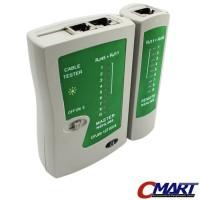 LAN Tester Kabel Network Cable RJ45 & RJ11 - GRC-NS-468