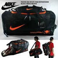 Jual tas travel bag nike sports olahraga fitness gym futsal bola ready Murah
