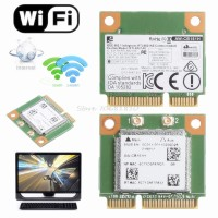WiFi Bluetooth 4.0 Dual Band 2.4+5G Half Mini PCI-E Card Real Realtek