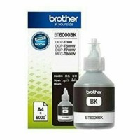 Tinta Brother BT6000 BK Original Black BT 6000 BK