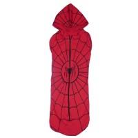 Jual Bedong Instan Kaos Hoodie Sleting Motif Superhero Murah