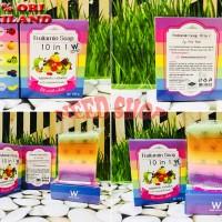 Harga fruitamin soap 10 in 1 by wink white ori 100 sabun fruitamin | Hargalu.com