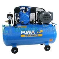 Puma 1 HP PK-10-90 A Kompresor Angin Automatic w. EM Hitachi 1HP 1P 4P