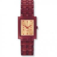 Jam Tangan Wanita Swatch The Originals SUAR100 Ruby Nightbird watch