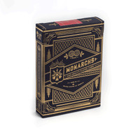 Kartu Remi Import Monarch Theory11 (Playing Cards)