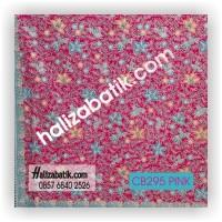 Gambar Kain Batik, Motif Batik, Batik Modern, CB295 PINK