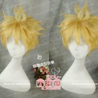 [Cosplay Wig] Uzumaki Boruto - Naruto