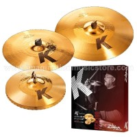 Cymbal Zildjian K Custom Hybrid KCH390 ( 14 /17/ 21)