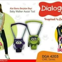 Jual DIALOGUE BABY WALKER OWL SERIES Murah