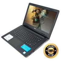 Laptop Dell core i3-6006U RAM 4GB HDD 1000GB Windows 10 Original Resmi