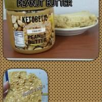 Jual KETOBETIC Peanut Butter/Selai Kacang Ketobetik Murah