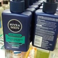 Nivea Man face wash Acne control
