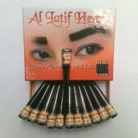 Jual Henna Alis Al Latif Brown Murah