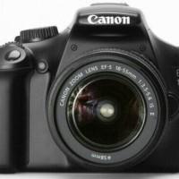 KAMERA CANON EOS 1100D KIT 18-55