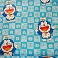 Jual wallpaper sticker dinding 45cm x 10m doraemon full Murah