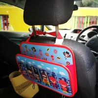 Car seat organizer - back seat organizer - Hampers anak