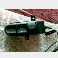 remote audio steering control jazz civic