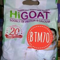 hi goat milk 15 sachet susu kambing murni higoat Malasya no skygoat