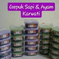 Jual Gepuk Suwir Ayam Karwati 150 Gram Murah