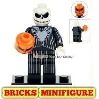 Jack Skellington Jeepers P1072 minifigures Minifigure Horor Halloween