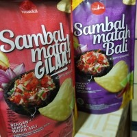 Jual KERIPIK SINGKONG RASA LOKAL SAMBAL MATAH DAN SAMBAL MATAH BALI Murah
