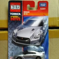 tomica cool drive nissan gtr