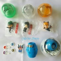 Gacha Gashapon One Punch Man, One Piece, Pokemon, Anime