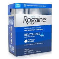 Rogaine Foam For Men Hair Revitalized