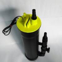 """Filter Canister DIY External Penjernih Aquarium Plus Keran Pipa 3/4"""""""